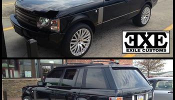 Mobile Window Tinting-We Come to You! Exile Customs, LLC