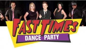 Fast Times Dance Party Band is Available For Your Next Event