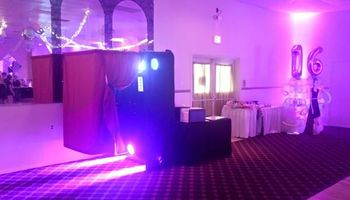 PHOTO BOOTH RENTAL wedding/ sweet16/ graduation/ birthday