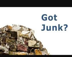 JUNK Collection , removal