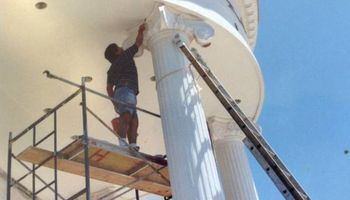 Plaster moldings BISHOP ARTS