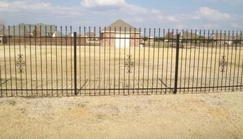 Wrought Iron Fencing & Gates Built to Order