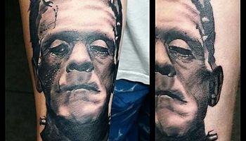 Proffecional tattoo artist