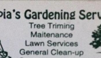 Tapia's Gardening Services