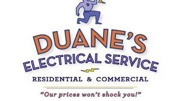 Duane`s Electrician Hot Deal!