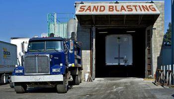 Sandblasting! FREE ESTIMATES! SAND BLASTING!