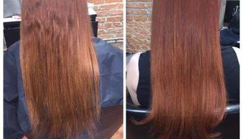 $299 Microlink hair extensions