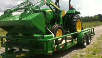 Pasture Lot Mowing and more! Brush hog services