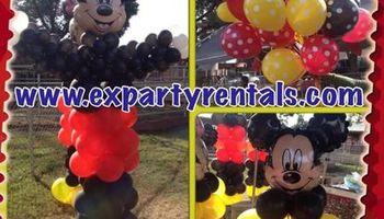 E & X PARTY RENTALS