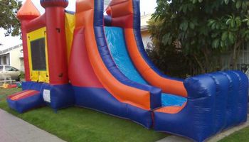 Jumper Zone Party Rentals