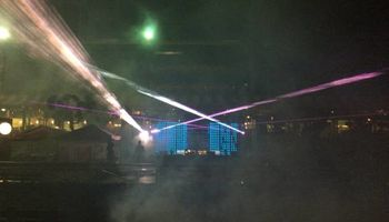 Making It Happen inc. Laser light shows!