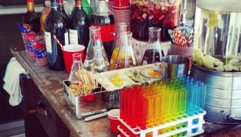 PLANNING A BIG EVENT? Hire a professional Bartender!