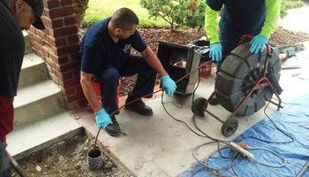 Plumbing rooter service & repair