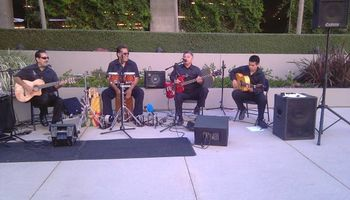 LATIN MUSIC ACOUSTIC GUITAR BAND