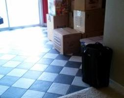 Movers have time to help you out.