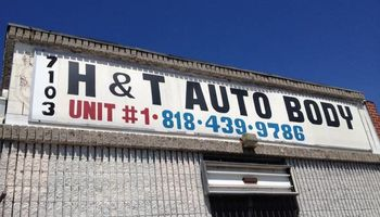 H and T auto body