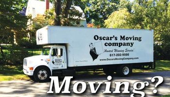 Oscar's Moving Company - Rated A+ on BBB