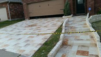 Concrete Work (all over DWF)