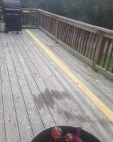STAINING, STAINING FENCES, DECKS. HIGH QUALITY, LOWER PRICES!