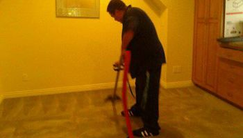 Cleaning and CARPET CARE
