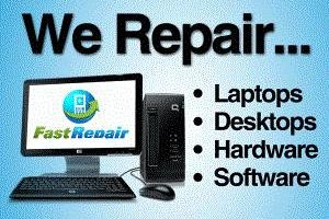 COMPUTER REPAIR! ANY BRAND ! ANY PROBLEM!