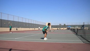 Tennis Lesson 4 Kids, Varsity High School Student in The Westside