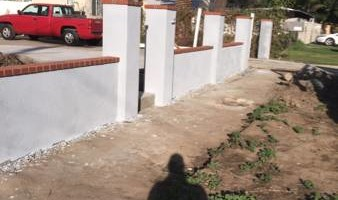 Masonry and finish concrete