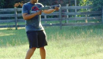 Backyard PAINTBALL PARTY More Fun Than A Kid Should Be Allowed To Have