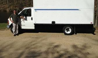 14FT BOX TRUCK W/EQUIP/SMALL MOVES/NYC TRIPS