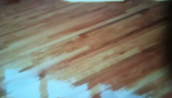 WOOD FLOORS REFINISHED/INSTALLED