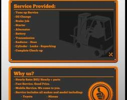 OnSite Mobile Forklift Repairs