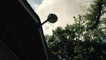 Indoor/outdoor Television Antenna Installation