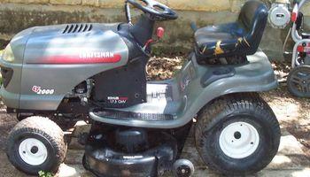 Lawnmower Repairmen or Haul away