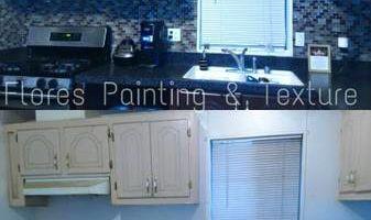 Preasure water & paint