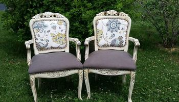 Upholstery services for a cause