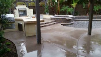 Pool Construction, Concrete, Masonry