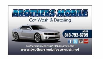 Brothers Mobile Car Wash And Detailing
