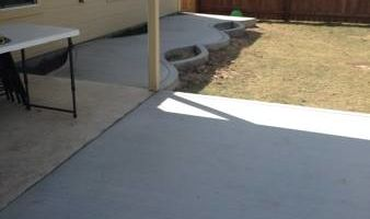Concrete work. Give me a call!