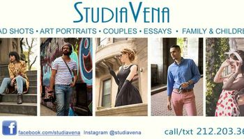 Photo Shoot - Headshots, Couples, Models, etc.
