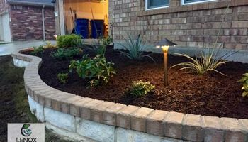 LANDSCAPE, LED LIGHTING, FENCING and more!