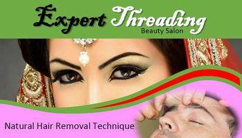 Free Eyebrow Threading and Henna Tattoo