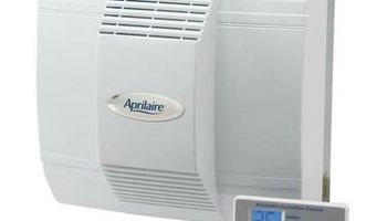NEW APRILAIRE WHOLE HOUSE HUMIDIFIER INSTALLED FOR $595