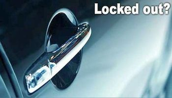 Locked Out Of Your Car??? Call Us NOW!