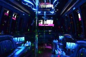 San Francisco Dreamforce travel in Luxury! Party Bus, Limousine, SUV