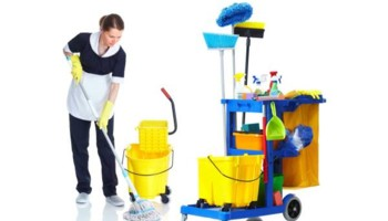 Organization, Laundry, Garbage removal, Kitchen cleaning. One call cleans it all!