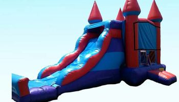 Water Slide Combo Jumper Rental (6)