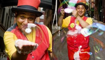 MAGIC TRICKS FOR YOUR CHILD'S PARTY!