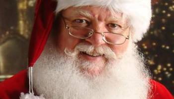 Real Beard Santa Claus Available