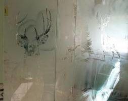 Paragon Glass & Aluminum Corp. Custom Frameless shower doors 3/8 and 1/2 glass