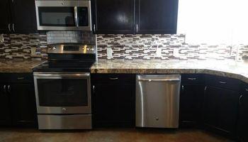 Wood & Tile floors, Bathroom remodels, backsplash, crown...